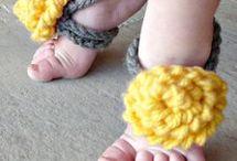 Baby crochet / by Lisa Norton