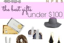 Holiday Gift Ideas / Gift ideas for the holidays!