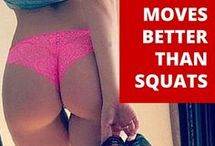 butt workout without knee-ache