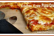 almog mizrahi / gluten free pizza