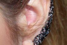 Pendientes de oreja