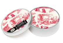 Christmas Wonderland / Christmas Wonderland by Michel Design Works  Charming scenes of Christmas past will make this classic red toile design a holiday favorite.  Scent: Wintry christmas trees