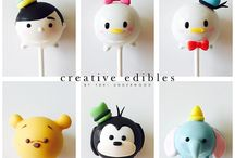 Ideas for Cake Pops