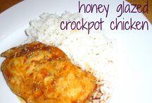 Thats a crock! / Crock pot recipes! / by Ashley Nelson