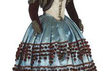 1850's fashion plate