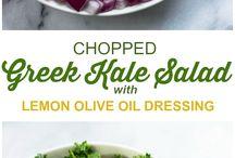 Salads / Healthy