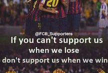 Futbol Club Barcelona❤️