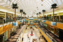 Malls and shops