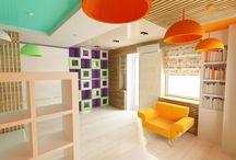 Дизайн пространства / О дизайне интерьеров. О том, что вдохновляет меня на создание и проектировании интерьеров