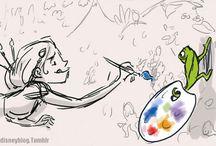 Pomysły i inspiracje na rysunki <3