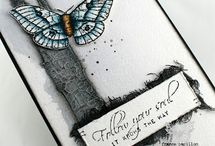 Illusionary artists / Projects created using the Illusionary artists stamps