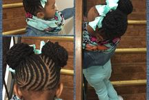 Styles for little girls / Nieces