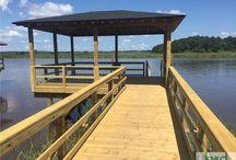 Savannah Waterfront Property