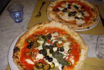 Les 10 plus belles pizzas Firenzi / La Délicieuse Découverte de la semaine est à la pizzéria Il Teatro, il s'agit de la pizza Firenzi, mais voyez ce qui est proposé de par le monde!