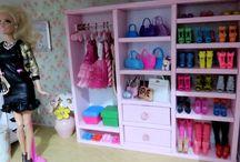 Acessórios da Barbie
