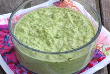 Vegan dips & dippers / by Mandy Akers