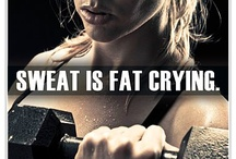 Workout motivation / by Kimberly Gurien