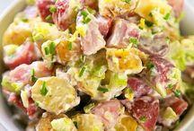 recette salades