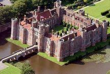 Handvaardigheid: 1. kastelen/Paleizen in Engeland / 1. kastelen/Paleizen in Engeland