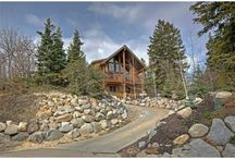 Park City Real Estate / Some of our favorite properties around town