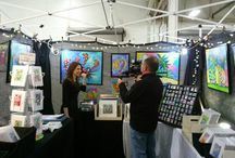 Media / Nettie Price Sparkling Art has been featured in some cool outlets.