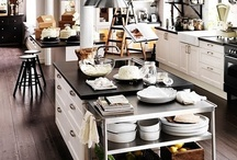 Dream kitchens / Dream kitchens and kitchen ideas for people who love to cook