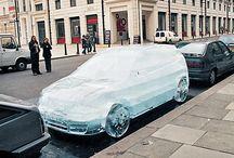 Modern car marketing