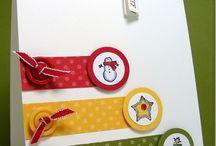 Christmas card ideas / by Wendy VandeBogart