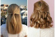 střih vlasů