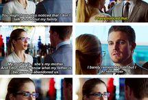 Arrow / #Arrow // My name is Oliver Queen.