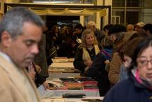 1ª Feria del Libro Artistas del Acero