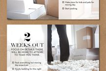 Make the NWR Move / Handy tips to take the stress out of moving to your brand new home.