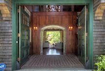 W E L C O M E / Enter Here: Grand Entrances, Foyers & Stairs
