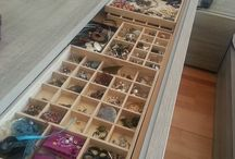 mueble organizador para accesorios