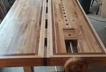 woodwork - worktable