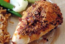 Recipes : chicken/Poulet...