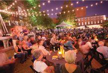 Greenville, South Carolina / My hometown!