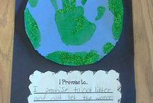 Earth Day / Teaching Ideas for Earth Day / by Emily Kaltz