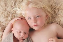 Babies: Siblings / Newborn and siblings