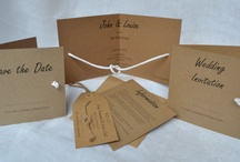 Wedding stationery Ranges {Tie the Knot } / This popular wedding stationery range is a lovely way to tell your guests that you are tying the knot