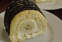Pasta ve tatlılar