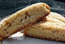 Greek Cookies - YUM!
