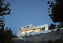 Villa Hulliger / The Triangle House in Switzerland, designed by Philipp Architekten, Germany