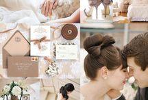 Coffee Weddings / Coffee Wedding Inspiration ideas.