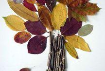 Herbstbasteln