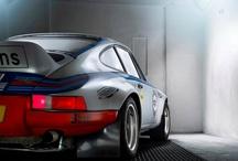 Porsche 911's / by Michael Reyes