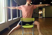 Stoelyoga Nederland / Chair Yoga