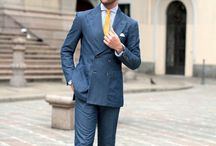 Men's Sartorialism / by Khalil Carter
