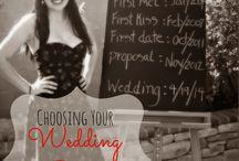 Wedding / Weddings, Planning your Wedding