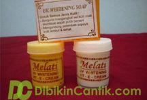 Cream Melati UV Whitening